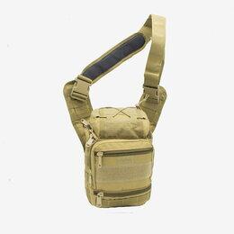Сумки - Мужская тактическая сумка, 0