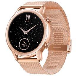 Умные часы и браслеты - Смарт-часы Honor MagicWatch 2 Sakura Gold новые, 0