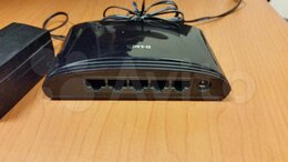Прочее сетевое оборудование - Ситч на 5 портов D-Link DES-1005D,10/100 Мбит, 0