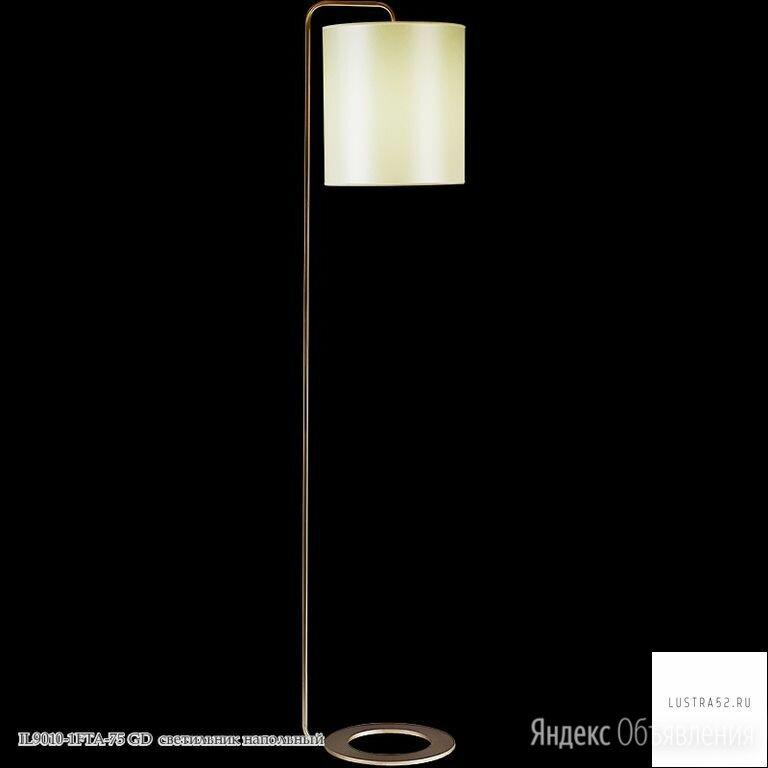 Новый торшер в упаковке по цене 6400₽ - Торшеры и напольные светильники, фото 0