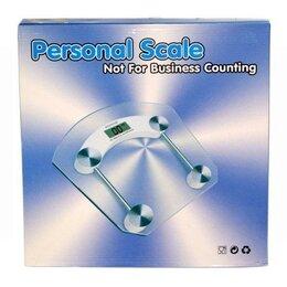 Напольные весы - Весы напольные с жк-дисплеем до 180 кг, 0