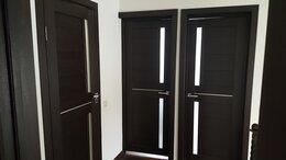 """Межкомнатные двери - Дверь межкомнатная экошпон """"2С1М"""" венге, 0"""