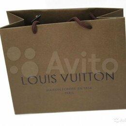 Подарочная упаковка - Пакеты подарочные LV, Chanel, Gucci, 0