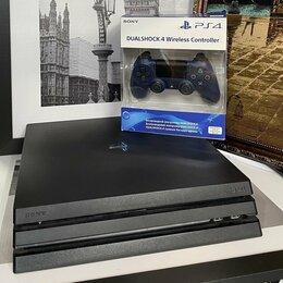 Игровые приставки - Игровая приставка Sony PlayStation 4 Pro 1 ТБ , 0