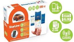 Автоэлектроника - StarLine S96 v2 2CAN+4LIN 2SIM GSM, 0
