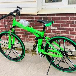 Велосипеды - Велосипед складной  на литых дисках (магазин), 0