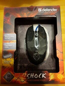 Мыши - Defender Shock 3200dpi Новая, 0