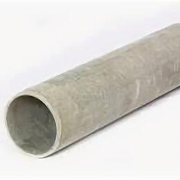 Дымоходы - Труба безнапорная 350*14*5000мм (Х/Ц трубы), 0