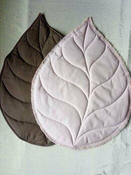 Ковры и ковровые дорожки - Коврики - листья ручной работы, 0