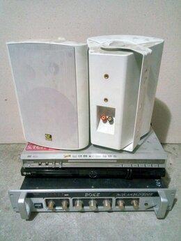 Аудиооборудование для концертных залов - Аккустическая профессиональная система, 0