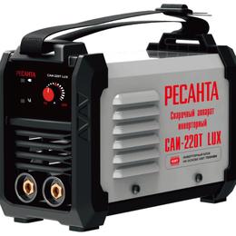 Сварочные аппараты - Сварочный аппарат РЕСАНТА САИ-220Т LUX (MMA)…, 0