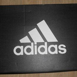 Кроссовки и кеды - продаю кроссовки adidas  новые... размер 45, 0