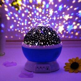 Ночники и декоративные светильники - Ночник-проектор STAR MASTER, 0