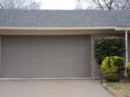 Заборы и ворота - Секционные гаражные ворота, 0