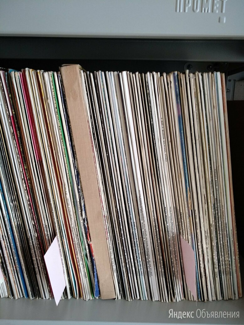 Грампластинки (Мелодия) по цене 110₽ - Виниловые пластинки, фото 0