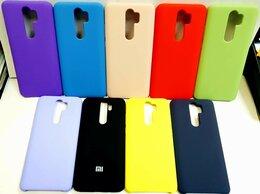 Чехлы - Бампер Silicone Case Xiaomi Redmi Note 8 Pro, 0