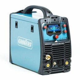 Сварочные аппараты - Полуавтомат сварочный 3 в 1 GROVERS MIG 200 C, 0