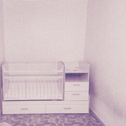 Кроватки - детская кровать трансформер, 0