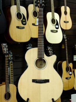 Акустические и классические гитары - Акустическая гитара Cort SFX-E-NS SFX Series, 0