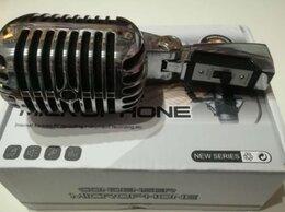 Микрофоны - Ретро винтажный микрофон, 0