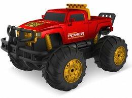 Радиоуправляемые игрушки - Радиоуправляемая машина амфибия YED Jeep Hummer, 0
