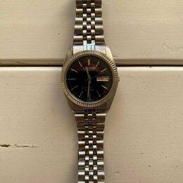 Наручные часы - Часы наручные мужские механические, Citizen, 0