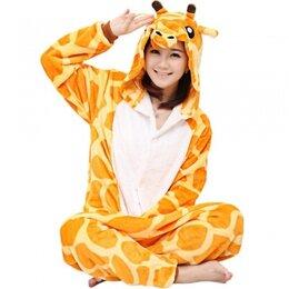 Костюмы - Кигуруми Радужный жирафик (S 150см), 0