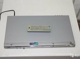 DVD и Blu-ray плееры - DVD-плеер LG DK676 X караоке, 0