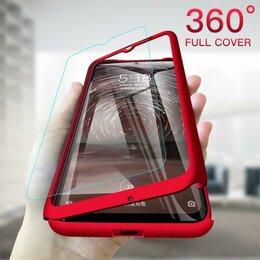 Защитные пленки и стекла - Чехол защитный футляр 360 + стекло для Huawei Honor 8, 0