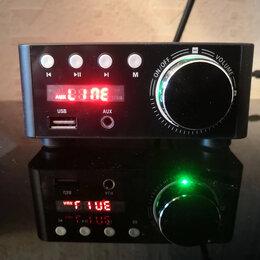 Усилители и ресиверы - Мини стерео Hi-Fi усилитель / ЦАП flac lossles mp3, 0