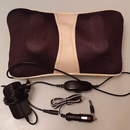 Массажные матрасы и подушки - Массажная подушка G-Magic GT100, 0