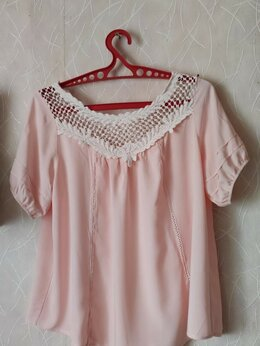 Блузки и кофточки - Блузка 48-50, 0