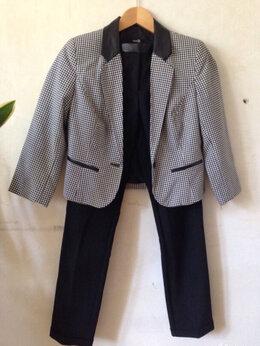 Костюмы - Костюм пиджак брюки в клетку / отдельно, 0
