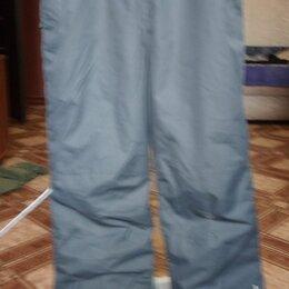 Полукомбинезоны и брюки - NORDWAY Серые болоневые брюки, зима, 0