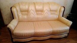 Диваны и кушетки - Комплект Диван и Два Кресла, 0