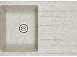 Кухонные мойки - Мойка врезная Granula Standart 7602, 0