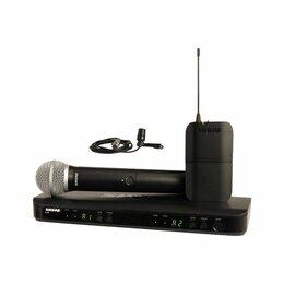 Радиосистемы и радиомикрофоны - SHURE BLX1288E/CVL M17 радиосистема с ручным…, 0