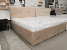 "Кровати - Кровать двуспальная ""Лак 2"" 160 х 200, 0"