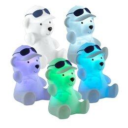 Ночники и декоративные светильники - 357339 Ночник светодиодный детский с эффектом…, 0