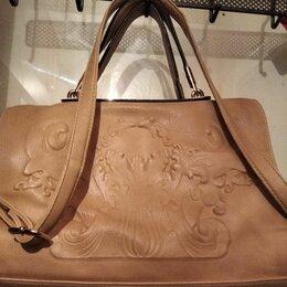 Сумки - Женская сумка бу из исскуственной кожи, 0
