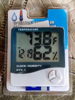 Метеостанции, термометры, барометры - Термометр + гигрометр, 0