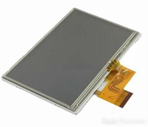 Экран дисплей + тачскрин для Garmin 5 дюймов по цене 1000₽ - Аксессуары, фото 0