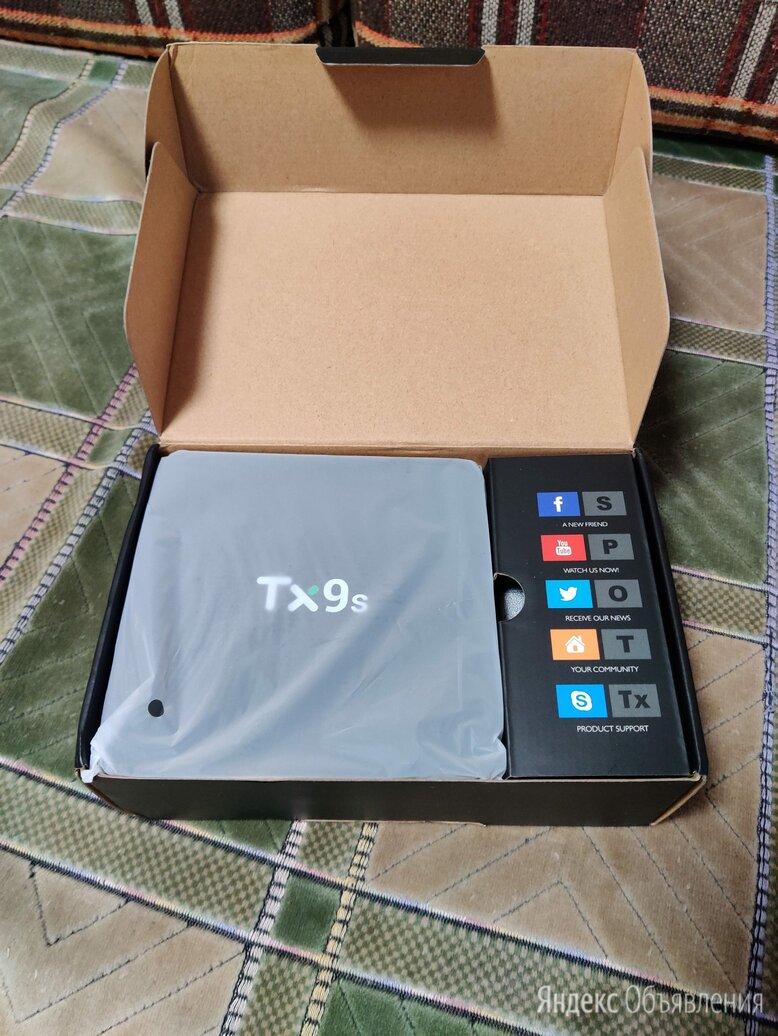 Tanix TX9S 2/8 Amlogic S912 lan 1000 Смарт тв по цене 2999₽ - DVD и Blu-ray плееры, фото 0