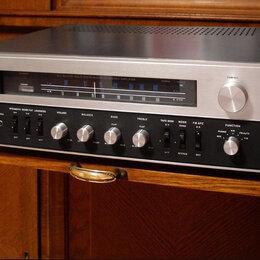 Усилители и ресиверы - Усилитель с радио в ассортименте из 60-х 70-х и 80-х, 0