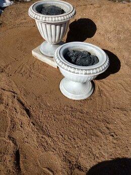 Горшки, подставки для цветов - Вазон бетонный, 0