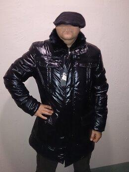 Куртки - Новая Куртка Пальто Парка мужская 54 р. , 0