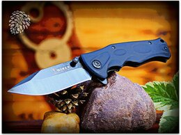 Ножи и мультитулы - Складной нож BOKER B-048 BL, 0
