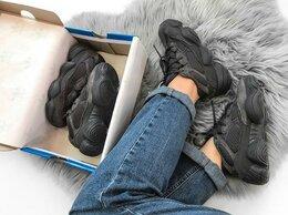 Кроссовки и кеды - Кроссовки Adidas Yeezy Boost 500 Black, 0