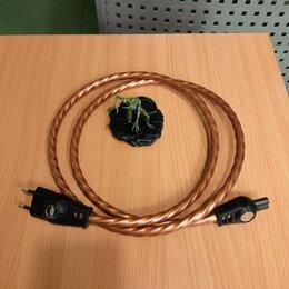 Кабели и разъемы - Кабель питания Wire World Mini Electra, 1.5 м , восьмерка, 0