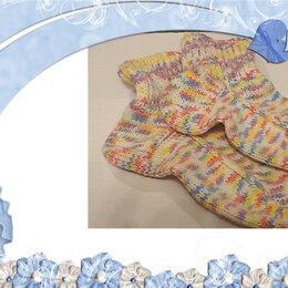Перчатки и варежки - Носки вязанные женские, 0